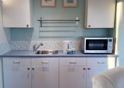 Kitchen Area - Waterton South Suite