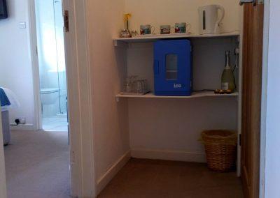 Mini Fridge with Tea and Coffee Making Facilities - Waterton East Suite