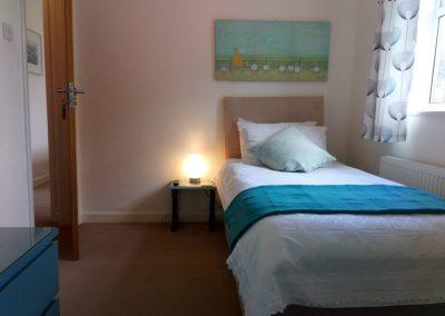 Single Bedroom - Waterton East Suite